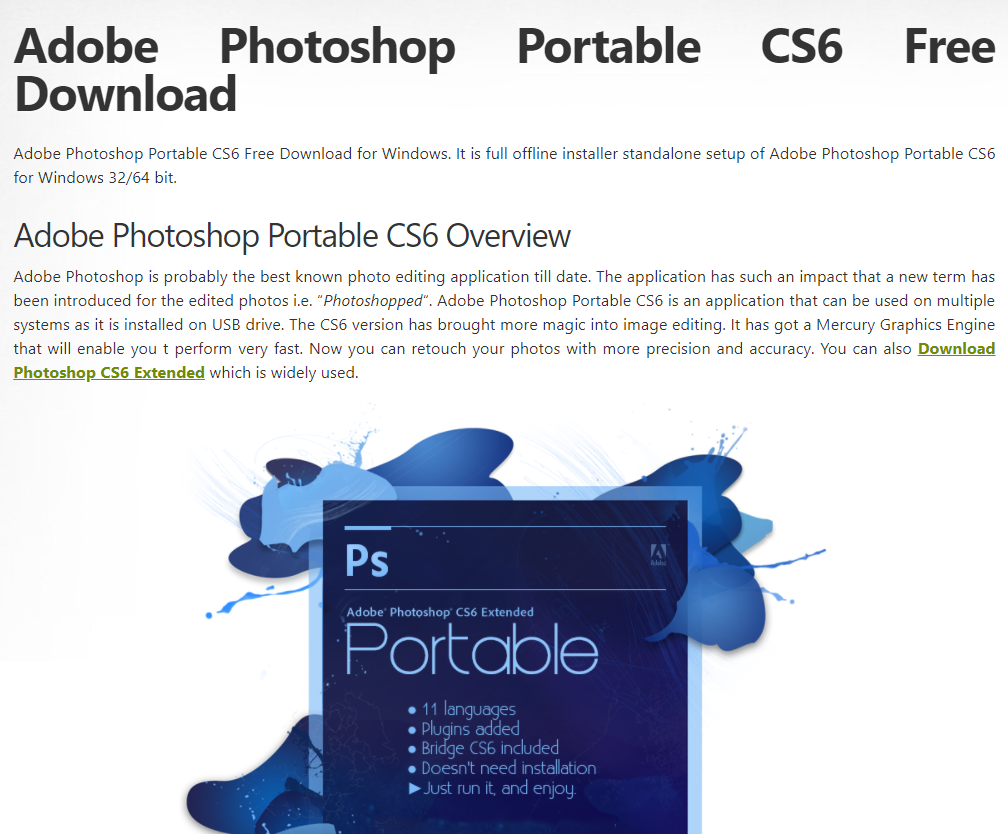 Adobe Photoshop Cs6 Plugins Free Download Full Version Memefasr